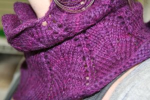 Amber's Shapely Cowl
