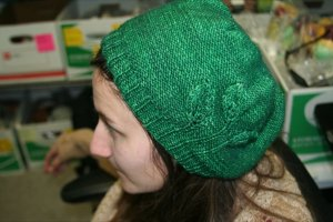 Seedling Slouchy Hat