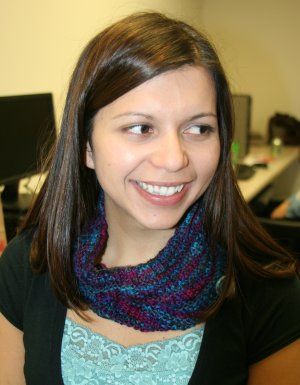 Nicole's Ann Norling Cowl