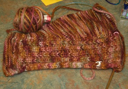Shevawn's Shawl Collared Cowl