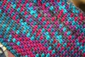 Sharon's Crocheted Calm Cowl