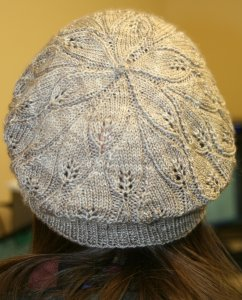 Shevawn's Rustling Leaves Beret