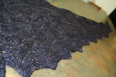 Casey's Traveling Woman Shawl