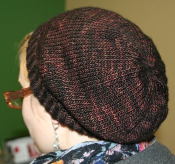 Sarah's Easy-Going Slouchy Beanie