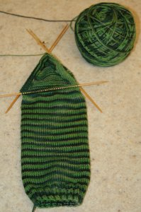 Cherie's Sea Turtle Dream Socks