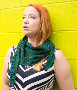 Erika's Trillian Shawl