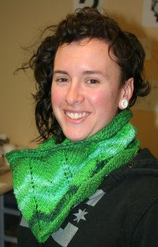 Sharon's Luck o' the Irish Cowl