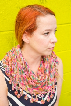 Monika's Chains Shawlette