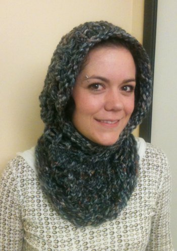 Ashley's Hooded Cowl