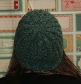 Jenn's Belle Cable Hat