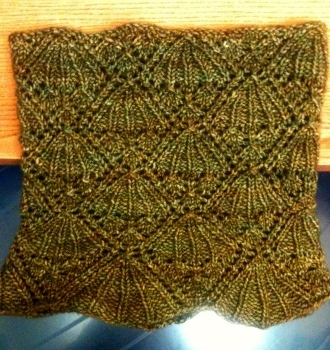 Heather's Eleanor Cowl