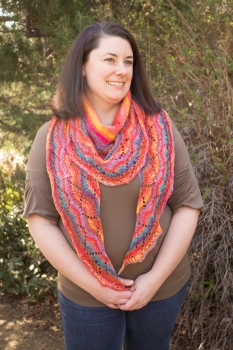 Rachel's Traveling Woman Shawl
