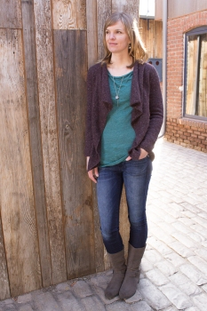 Jenny's Storm Mountain Cardigan