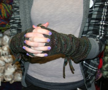 Leanne's Downton Abbey Gauntlets