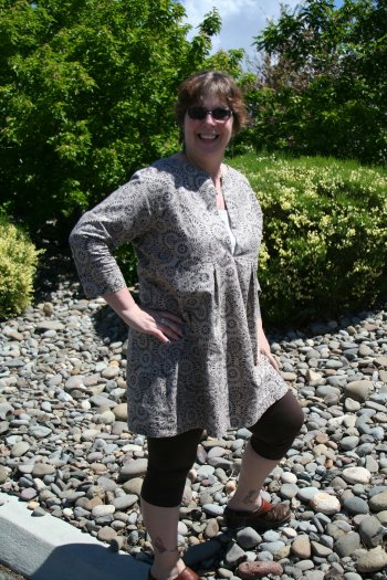 Jeanne's Schoolhouse Tunic