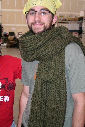 Spencer's Traveller Scarf