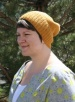 Kristen's Mock Cable Slouch Hat