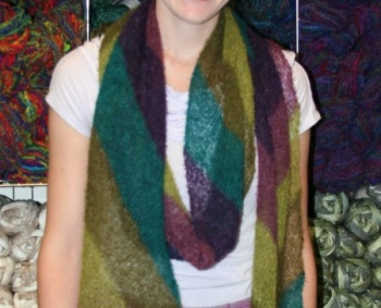 Gina May's Be Sweet Mohair Scarf