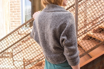 Jenny's Biston Shrug