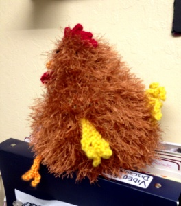 Gertrude the Chicken