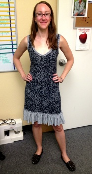 Leanne's Alabama Chanin Style Dress