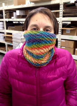 Bethany's Donner Pass Cowl