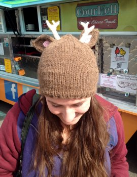 Shevawn's Deer Hat
