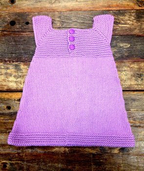 Baby Olive's Owly Dress