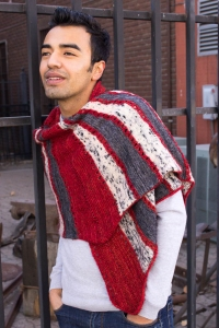 Chris's Circadia Shawl