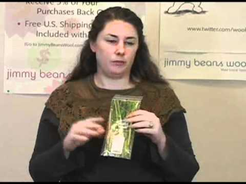 Plymouth Long Double Points Needles Video Review by Rachel