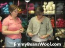 Dolce Handknits Patterns Video Review by Jeanne and Laura
