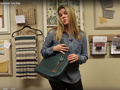 Namaste - Knitter's Tote Bag Video Review by Laura