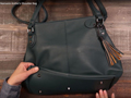 Namaste - Maker's Shoulder Bag Video Review by Laura photo