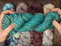 Madelinetosh A.S.A.P. Yarn Video Review by Rachel photo
