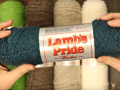 Brown Sheep Lamb's Pride Bulky Yarn Video Review by Rachel photo