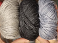 Berroco Linen Stonewash (Indio) Yarn Video Review by Rachel photo