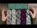 Madelinetosh Tosh Vintage Yarn Video Review by Rachel photo