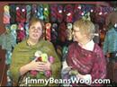 Lorna's Laces Lion and Lamb Yarn Video Review by Sally and Jeanne