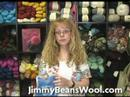 Blue Sky Fibers Organic Cotton Yarn Video Review by Jerrill
