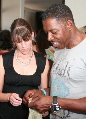 Ernie Hudson<br>(Desperate Housewives, Oz, The Crow, Ghost Busters)<br>