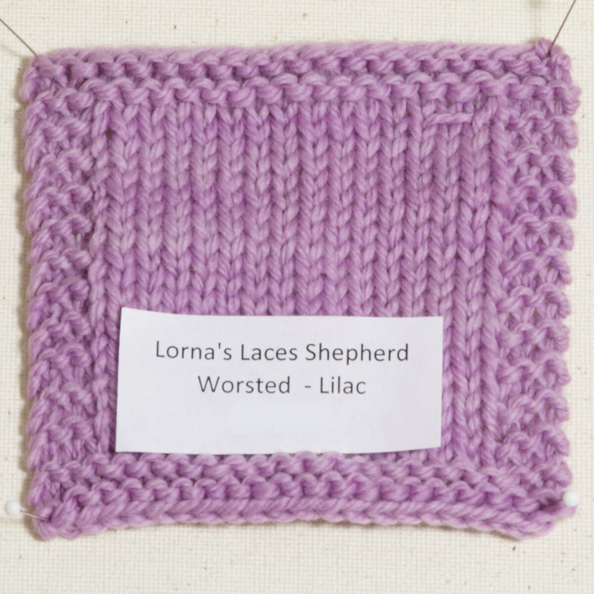 Lornas Laces Shepherd Worsted Yarn - Lilac Reviews at Jimmy Beans Wool