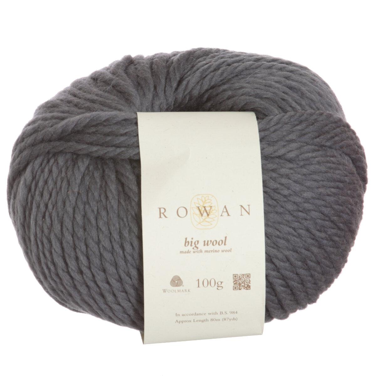 Knitting Patterns For Rowan Big Wool : Rowan Big Wool Yarn at Jimmy Beans Wool