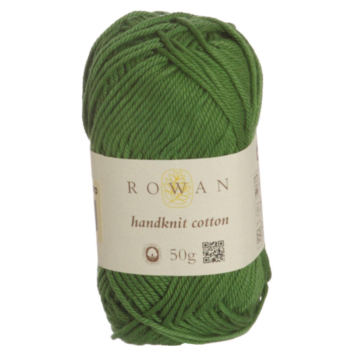 Rowan Handknit Cotton Yarn 344 Pesto Discontinued At