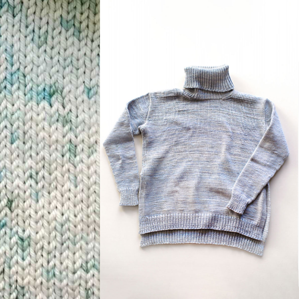 Madelinetosh Sweater Club - Unbreakable