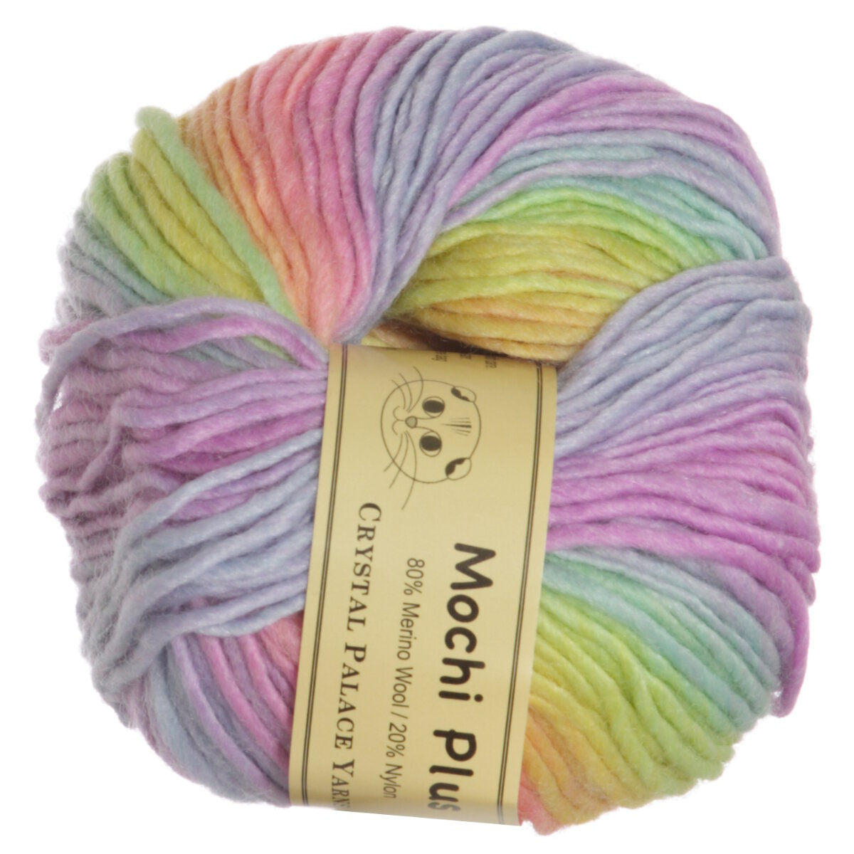 crystal palace mochi plus yarn 561 baby face 561 baby face shown image 1