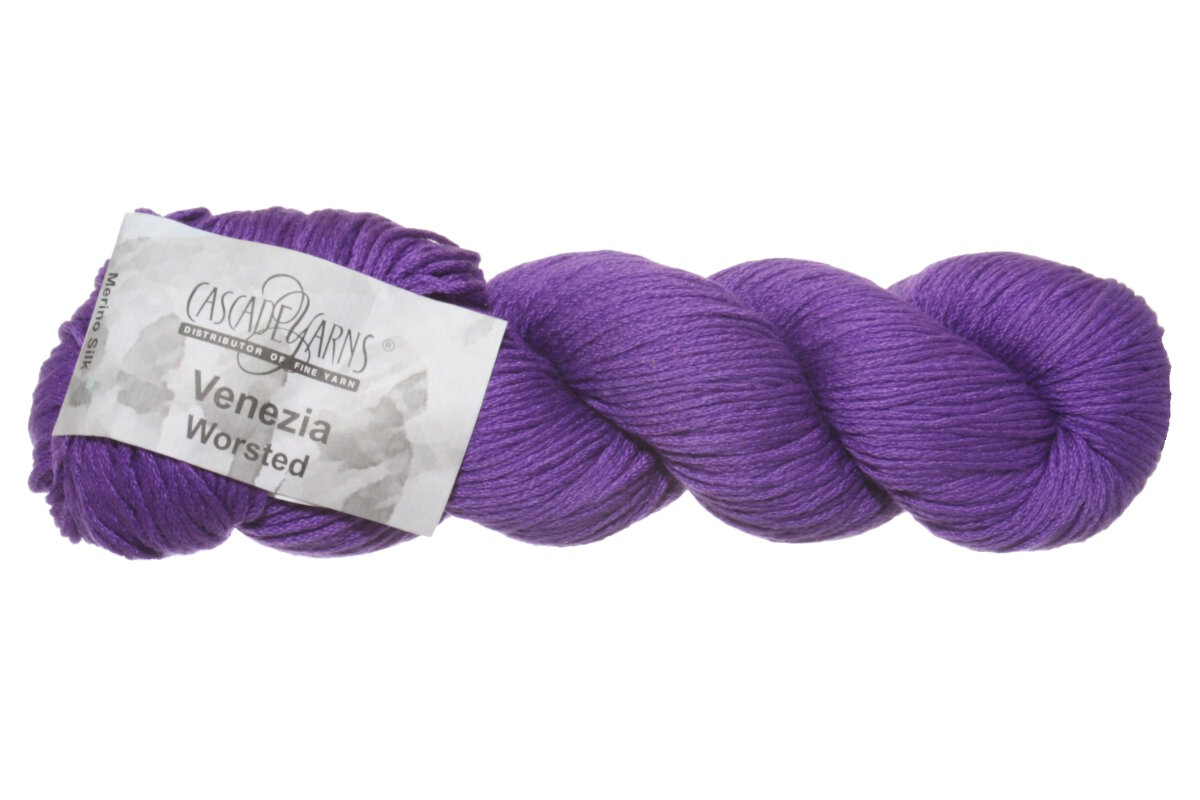 Worsted Yarn : ... Worsted Yarn - 107 - Lady Violet Project Ideas at Jimmy Beans Wool