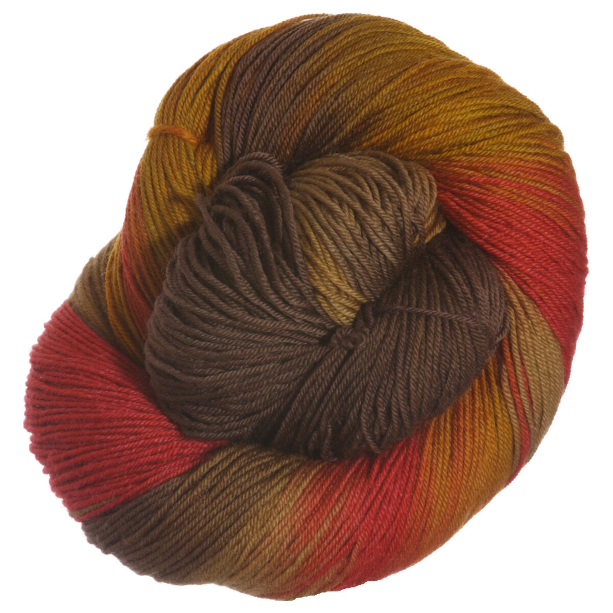 Lornas Laces Shepherd Sock Yarn - Robot Overlord at Jimmy Beans Wool
