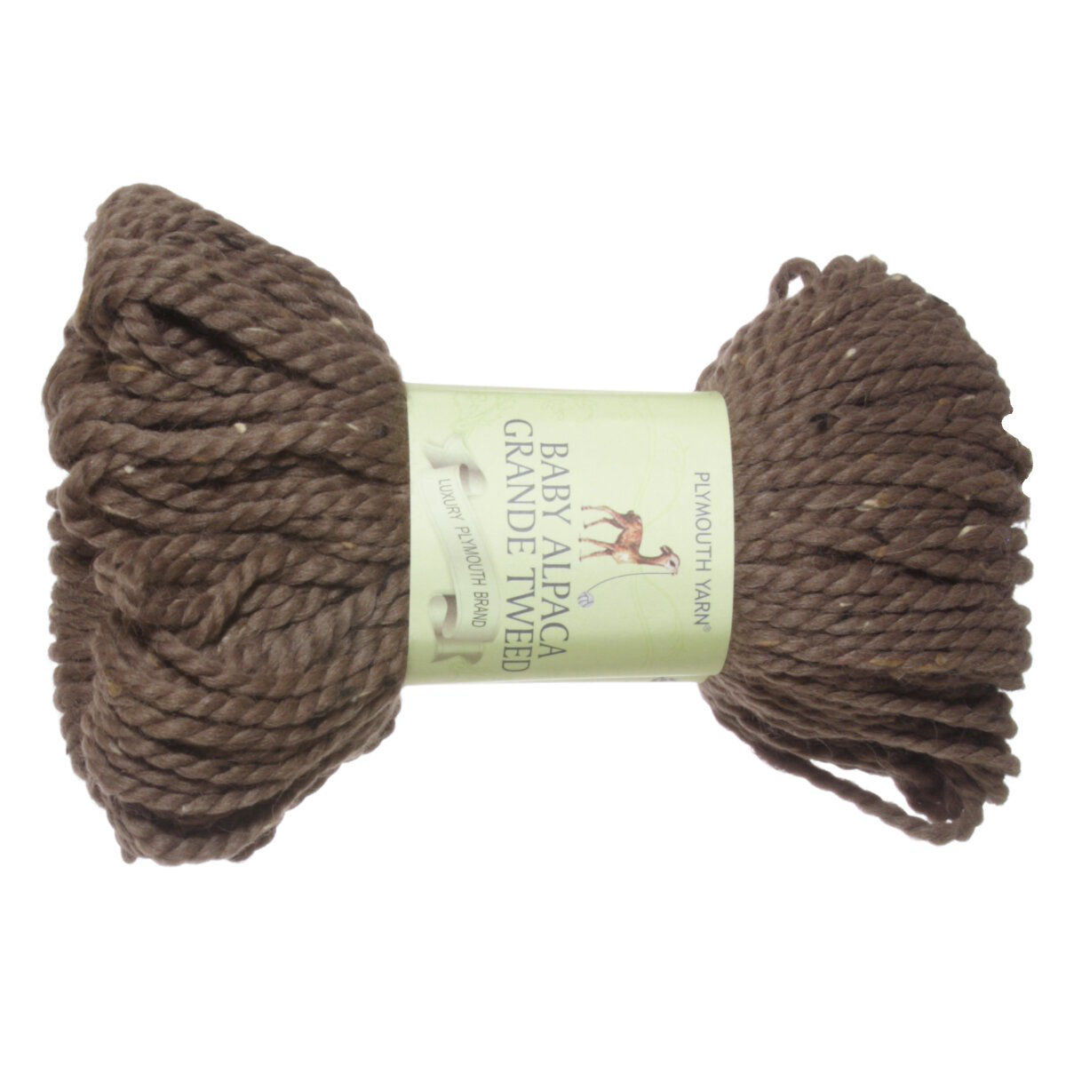 Plymouth Yarn Baby Alpaca Grande Tweed Yarn 3249 At