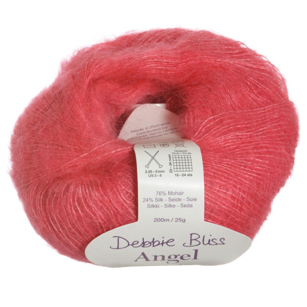 Knitting Patterns Debbie Bliss Angel : Debbie Bliss Angel Yarn at Jimmy Beans Wool