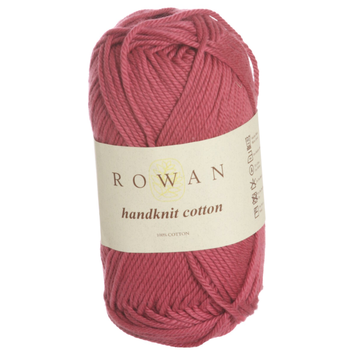Rowan Handknit Cotton Yarn - 356 Raspberry (Ships Late ...